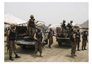 Paquistão Decima primeira maior força Militar do mundo - Paquistão 11ª  potencia militar