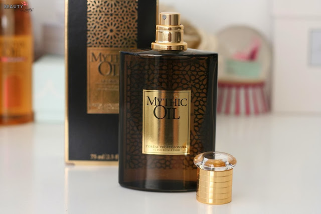 Mythic Oil Le Parfum