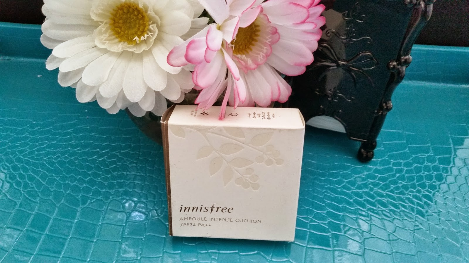 Review: Innisfree Ampoule Intense Cushion