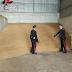 Spinazzola (Bat). Continuano i controlli dei Carabinieri nelle campagne. Due persone arrestate per un ingente furto di grano ai danni di un'azienda agricola.