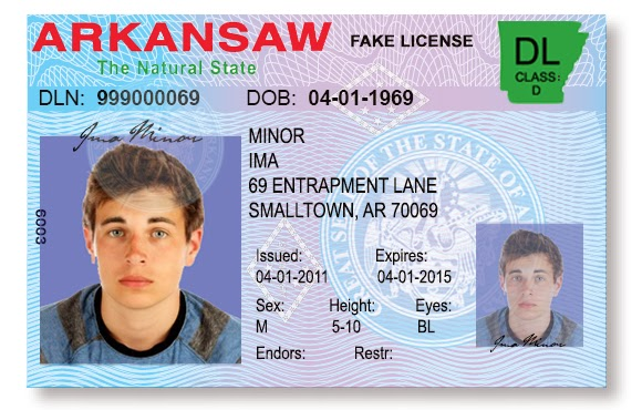 License Arkansas 2016 Id Drivers
