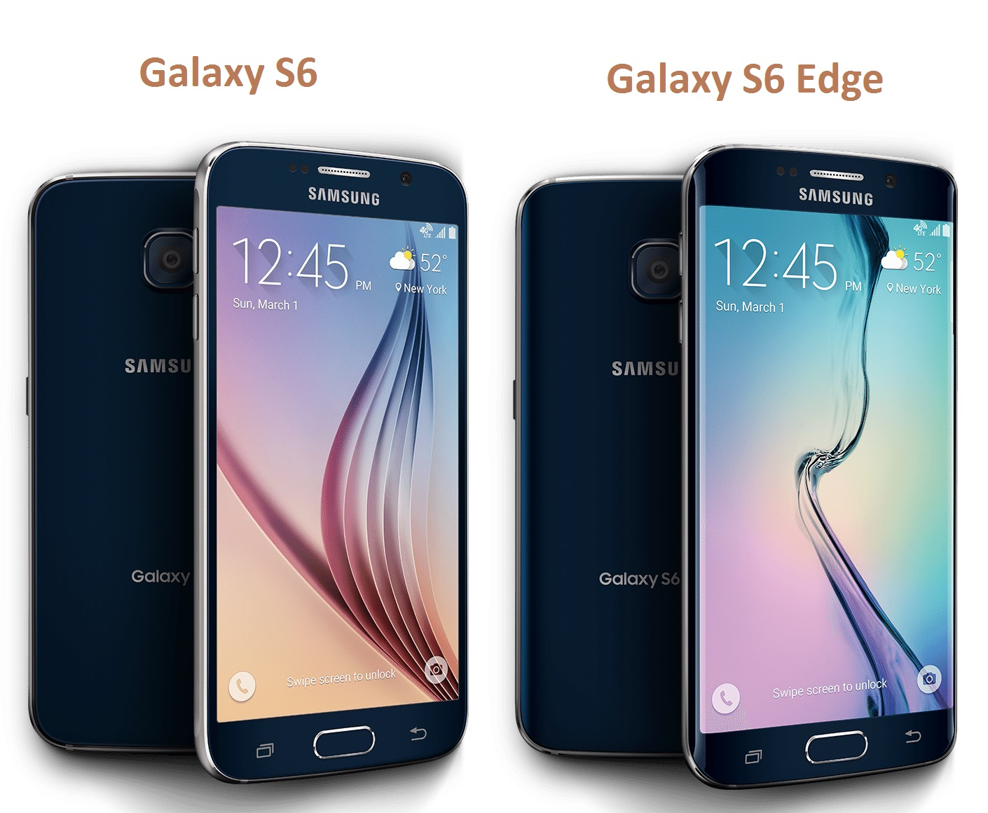 Samsung Galaxy S6 and S6 Edge: Unique Features - BOK face