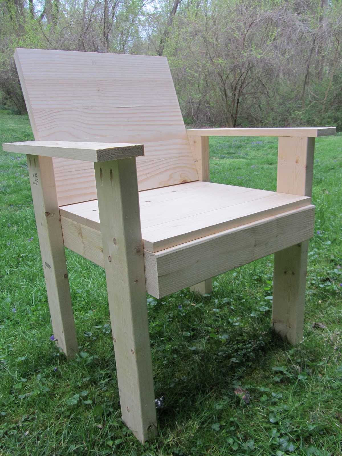 Woodworking Chair Projects : Elegant Pink Woodworking ...