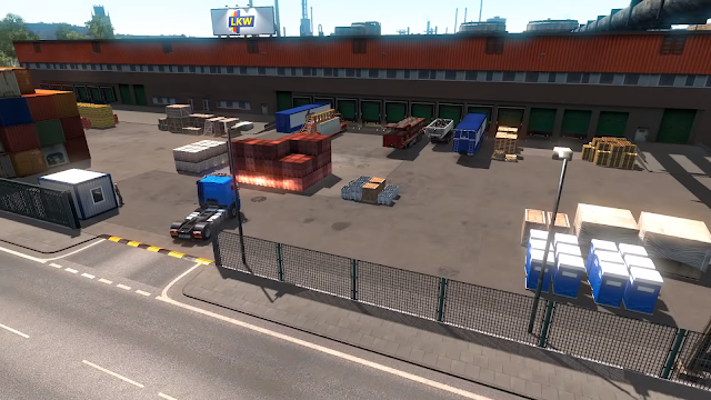 ets 2 real hard parking mod v0.3 screenshots 1