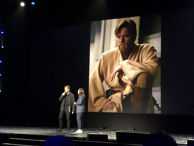 Le D23 révèle une série sur Obi-Wan Kenobi sur Disney+