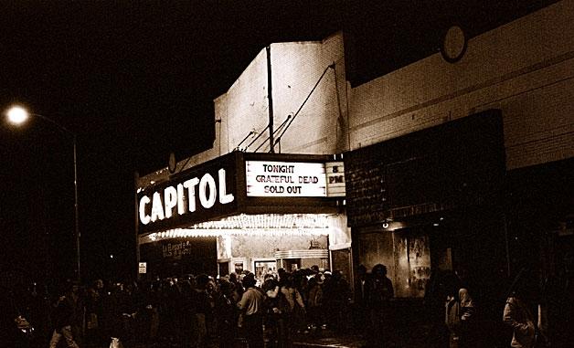 Jerry S Brokendown Palaces Capitol Theatre Monroe St