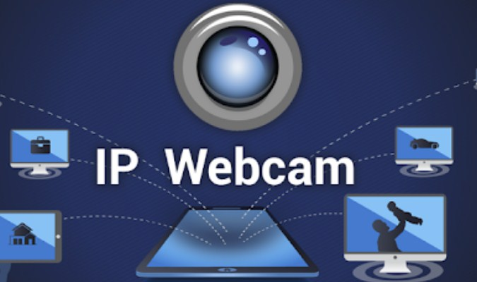 Home Security App - IP Webcam