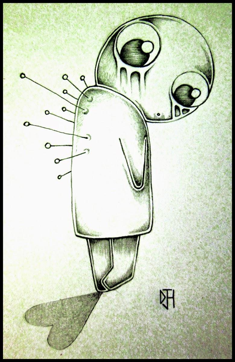Sad Drawings Losing Someone
