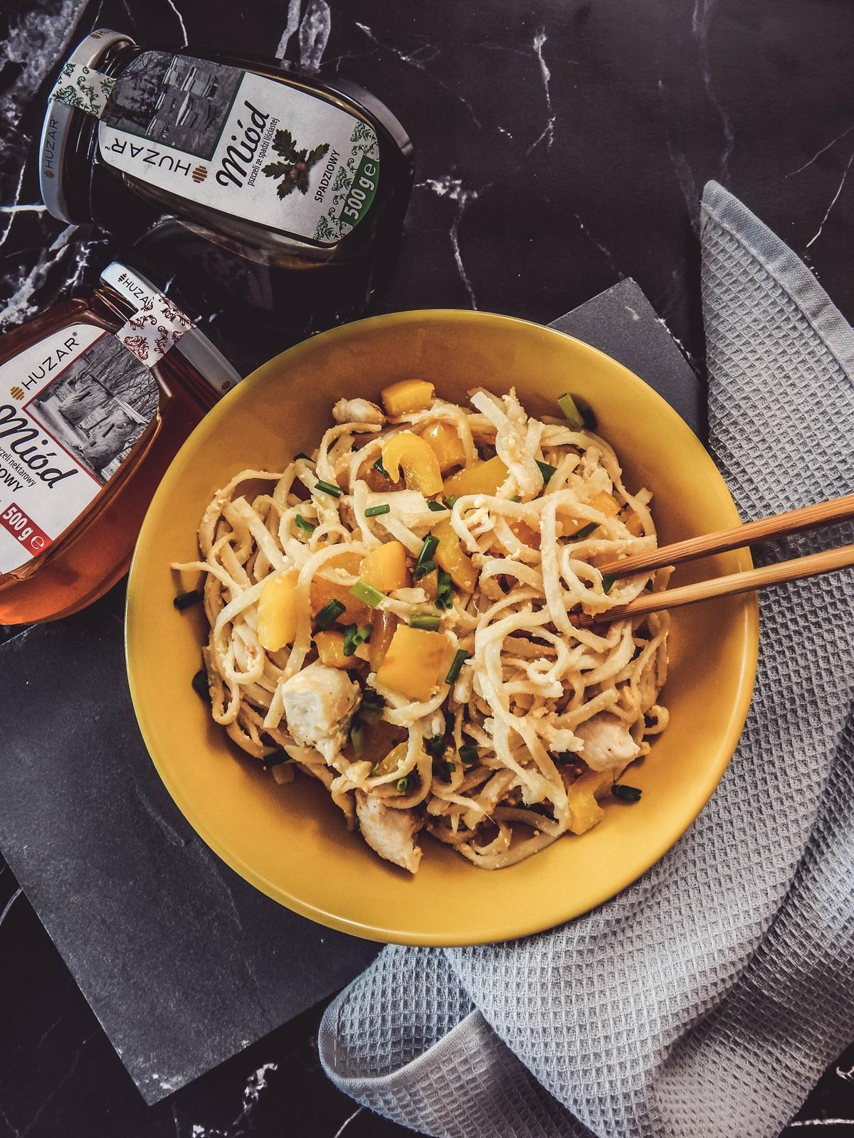 2 miody huzar jakosc opinie przepis na obiad danie z miodem pad thai azjatycka kuchnia dla kazdego przepisy