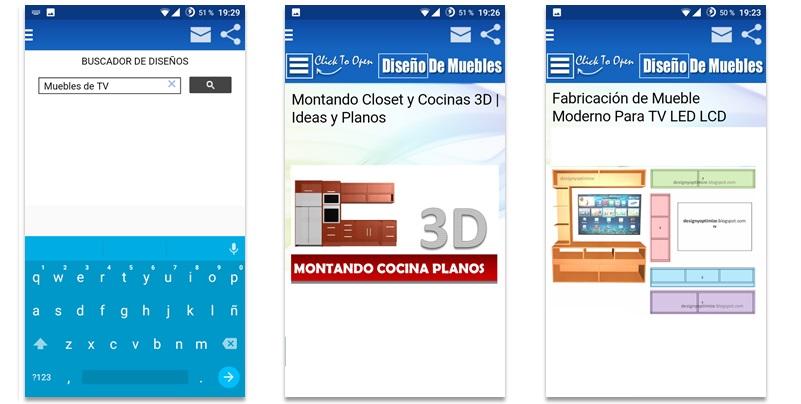 Diseño De Muebles Madera: Descargar Aplicación Android Diseño de ...