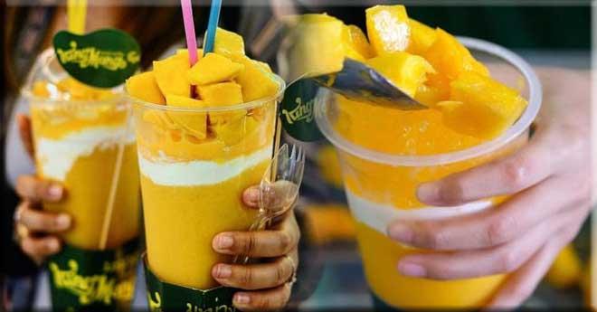 Resep Cara Membuat King Mango Thai