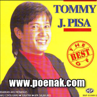 The Best Of Lagu Tomy J Pisa