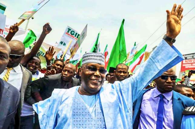 Don't Vote For APC, Atiku Tells North East Citizens