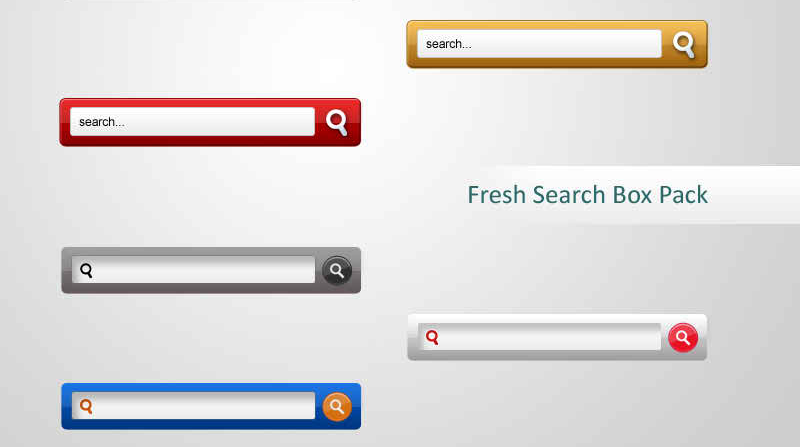 stylish blogger search box
