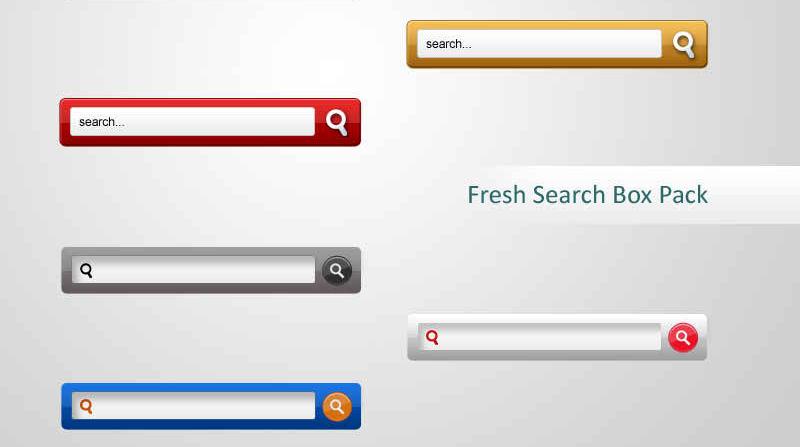 12 Stylish Beautiful Blogger/Blogspot Search Box