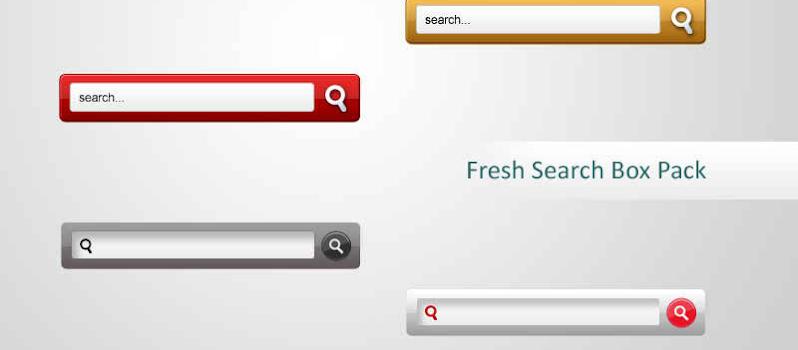 12 Stylish Beautiful Blogger/Blogspot Search Box - Codiblog