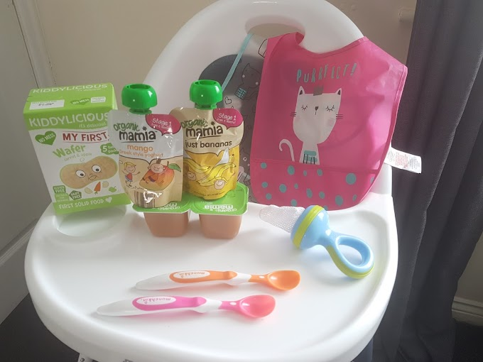 Weaning Must Haves