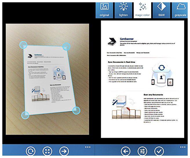 Cara Mudah Scan Dokumen Dengan Smartphone