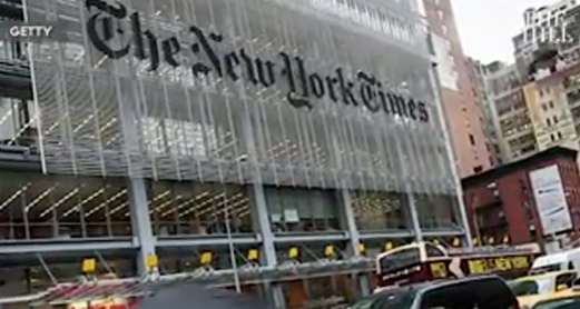 Drudge labels official in anonymous NYT op-ed a White House 'saboteur'