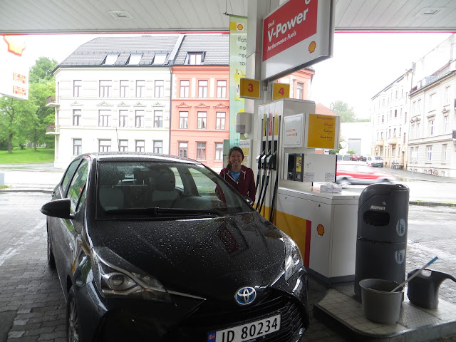 norway petrol