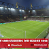 PES 2013 NEW 1000 STADIUMS FOR SEASON 2018 BY MINOSTA4U