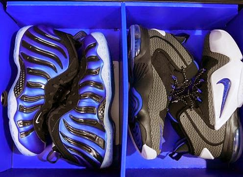 a82e5af390d Here is a detailed look at the upcoming Nike Air Penny Foamposite
