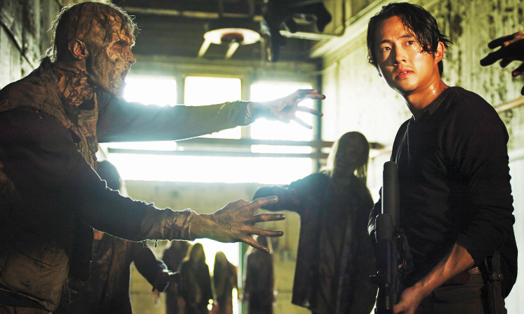 11 Favorite Glenn Rhee Moments on The Walking Dead