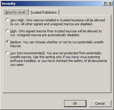 Roger Samara: Macro Security