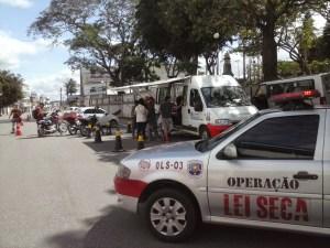 Operação Lei Seca chega ao Festival Viva Dominguinhos em Garanhuns