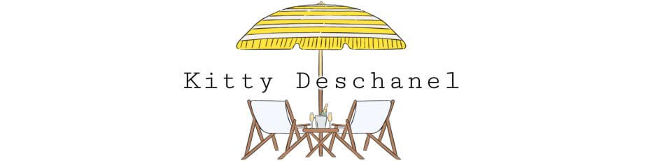 Kitty Deschanel: Interior Design, Travel, Recipes, Humor, Cute Dogs