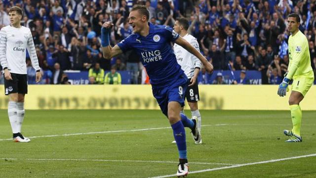 [Video] Cuplikan Gol Leicester City 3-1 Everton (Liga Inggris)