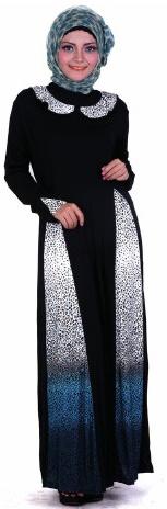 Busana Muslim Wanita Gamis Gareu BHJ 0140