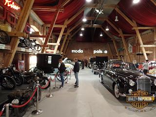 Музей моторизации Topacz, Вроцлав, Польша