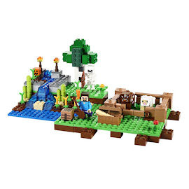 Minecraft The Farm Lego Set