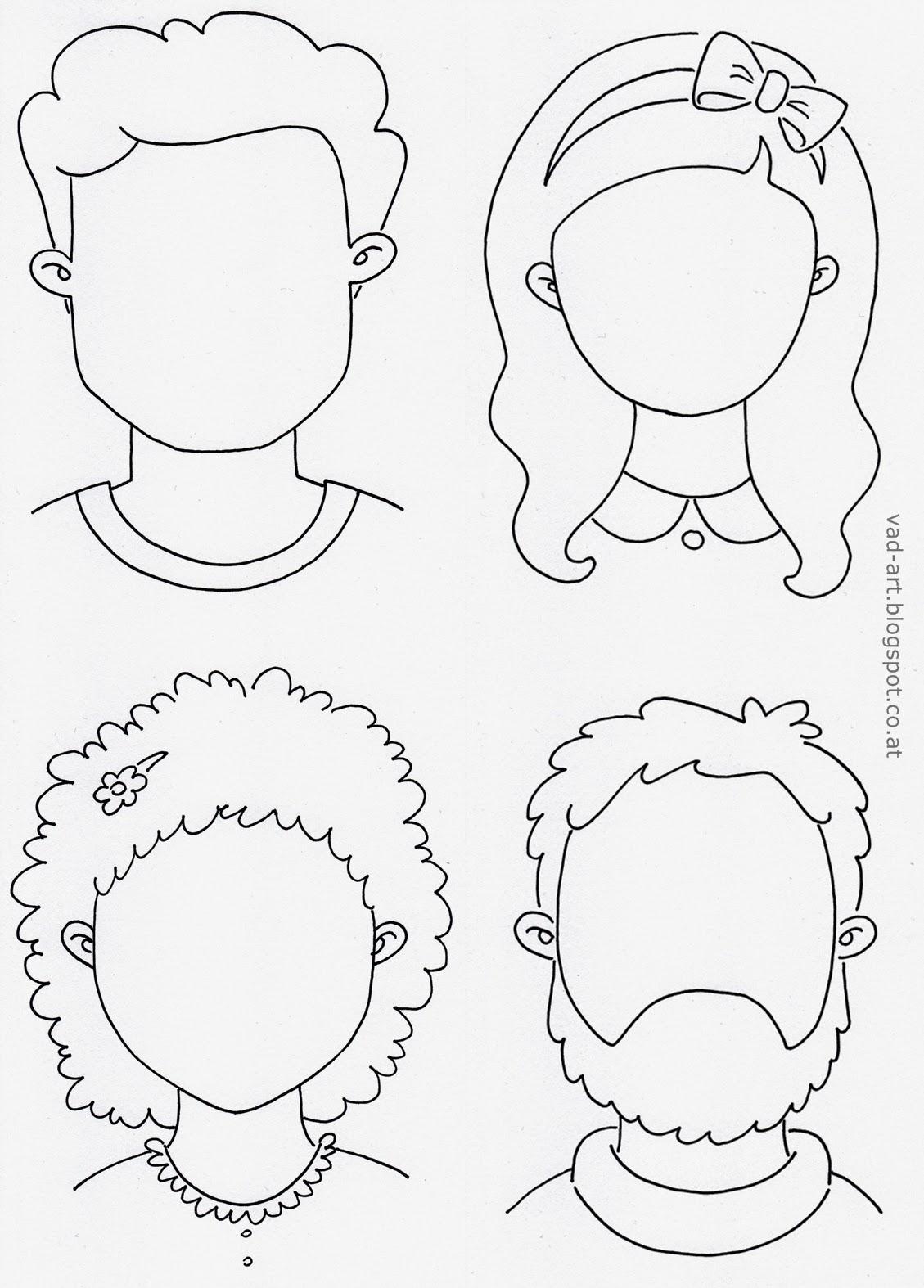 Sonja Häusl-Vad Illustrations: Malujeme s dětmi + šablona
