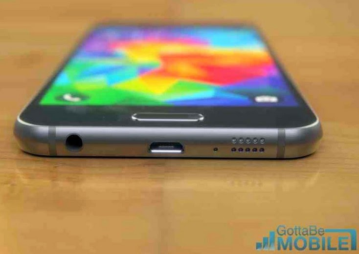 Samsung Galaxy S6 Renders Look Like Apple iPhone 6 and