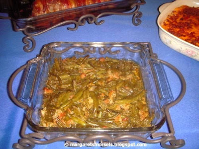 Margaret's Morsels | Marinated Green Beans