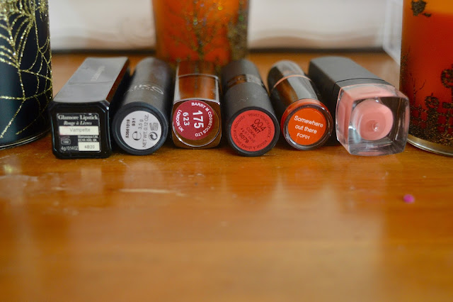 favourite autumn lipsticks names