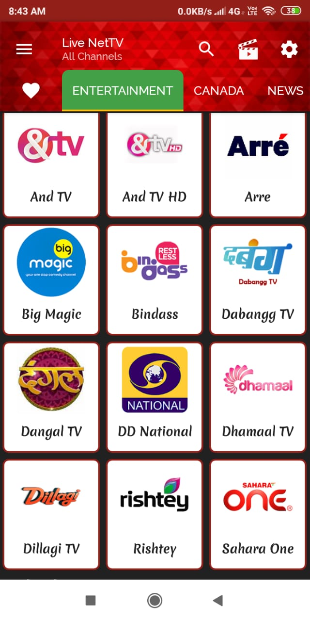 best alternative of jio tv