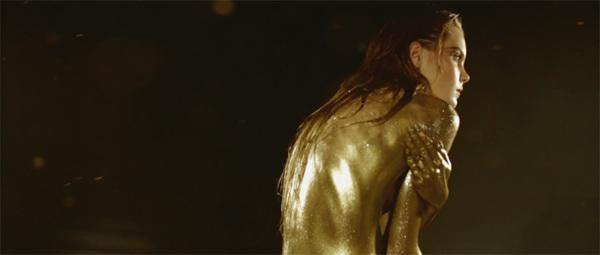 Gold. Gustavo Lopez Mañas