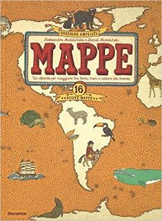 Mappe. Un Atlante Per Viaggiare Tra Terra, Mari E Culture Del Mondo PDF