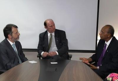 Parceria com Rede Nacional de Ensino e Pesquisa (RNP) vai modernizar infraestrutura de comunicação do Serviço Geológico