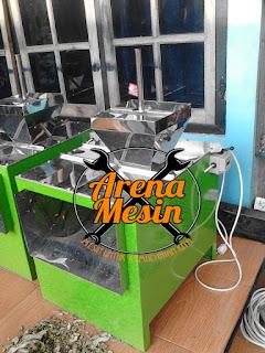 mesin perajang porang iles iles suweg