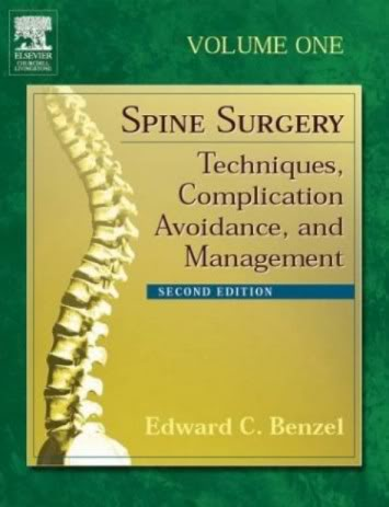 Phẫu thuật Cột sống, Kỹ thuật, Phòng và Quản lý Biến chứng 2e