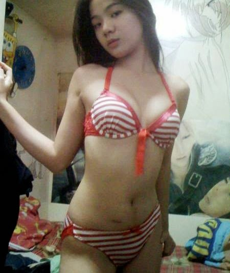 Gadis Indo Kena Crot Anal