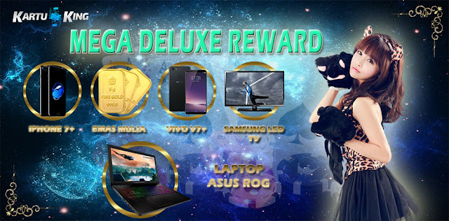 TURNAMEN EVENT MEGA DELUXE REWARD