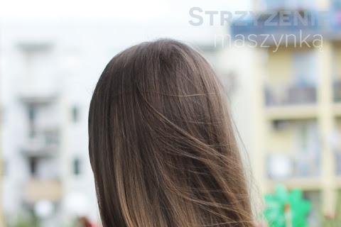 Podcięcie włosów maszynką na prosto | Sierpień 2015 - czytaj dalej »