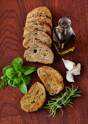 How to make Rosemary Bread