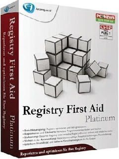 Registry First Aid Platinum v9.1.0 Build 2157 With Serial Key