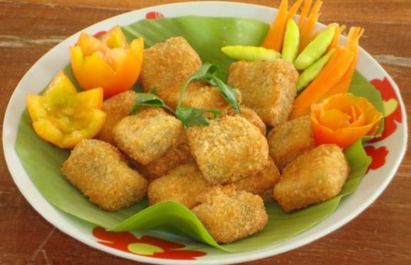 Resep Nugget Ikan Tenggiri, Cara Membuat Nugget Ikan Tenggiri